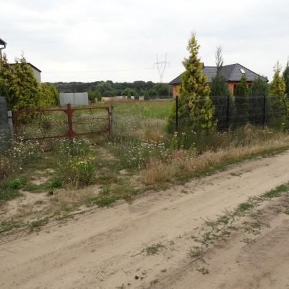 Działka budowlana 20 ar. Licheń Stary, Helenów