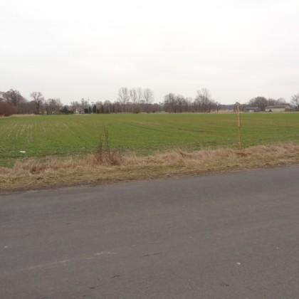 Grunty rolne 7,83 ha Poddębice, łódzkie