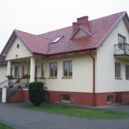 Dom Kleczew pow. Konin