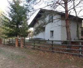 Dom Orle, nad jeziorem Głuszyńskim