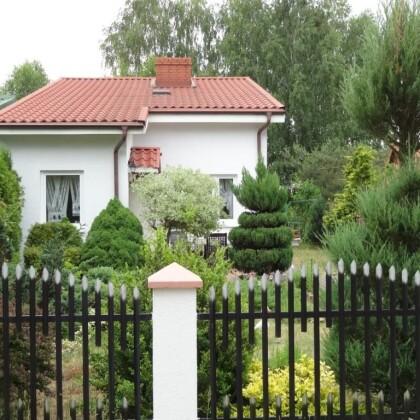 Dom nad jeziorem, Wójcin, Jeziora Wielkie