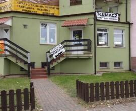 Lokal usługowo-handlowy do wynajęcia parter Konin